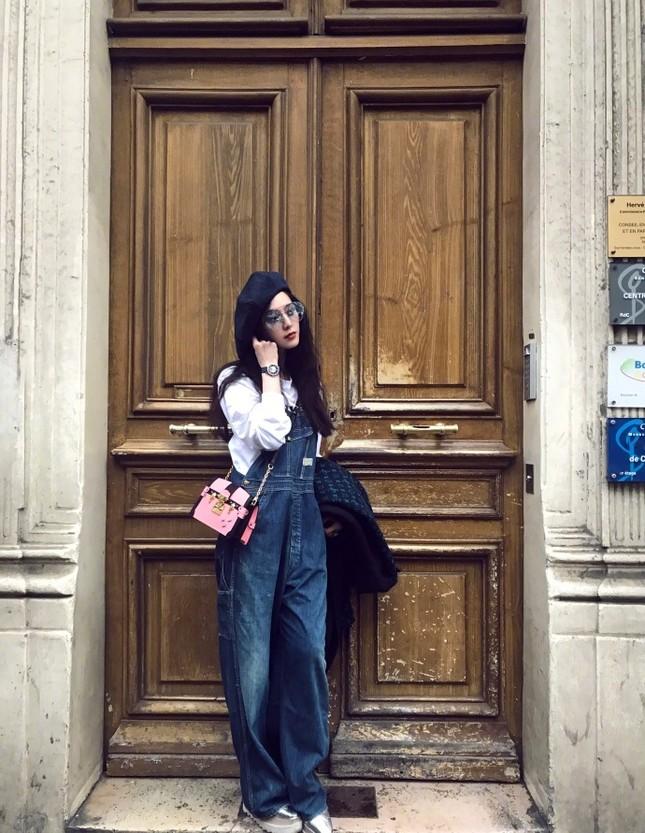 Nhan sắc Phạm Băng Băng cuốn hút giữa kinh đô thời trang Paris ảnh 9