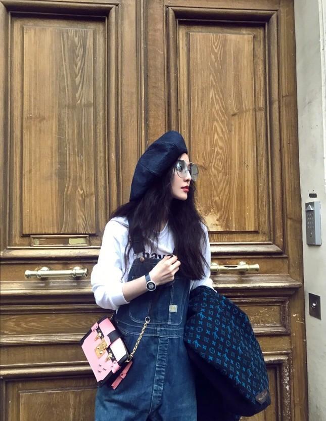 Nhan sắc Phạm Băng Băng cuốn hút giữa kinh đô thời trang Paris ảnh 8