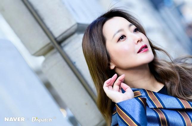 Kim Hee Sun trẻ đẹp ngỡ ngàng trên đất Ý ảnh 5