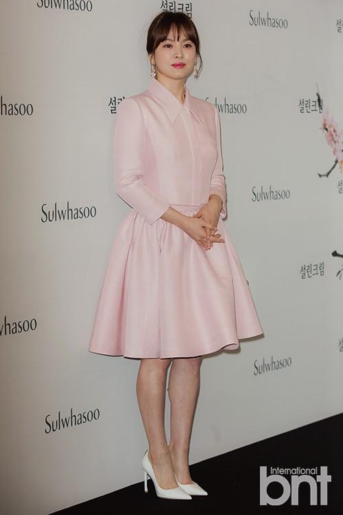 Song Hye Kyo gần tứ tuần vẫn mặn mà xuân sắc ảnh 6