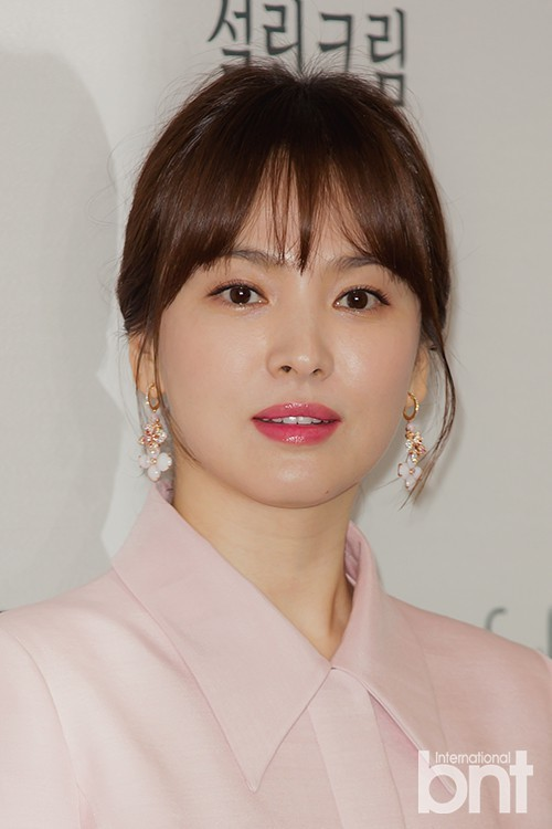 Song Hye Kyo gần tứ tuần vẫn mặn mà xuân sắc ảnh 5