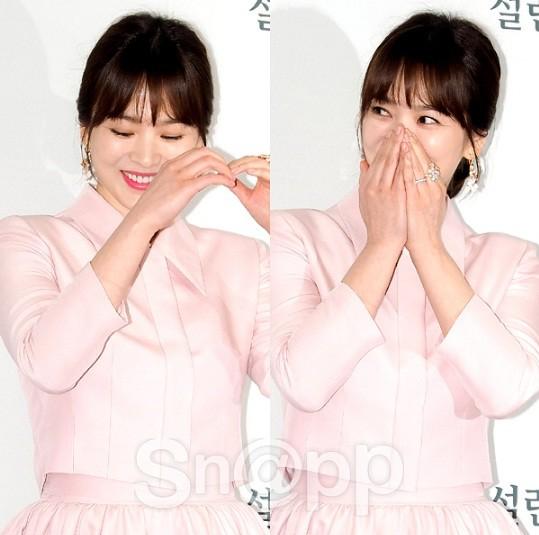 Song Hye Kyo gần tứ tuần vẫn mặn mà xuân sắc ảnh 2