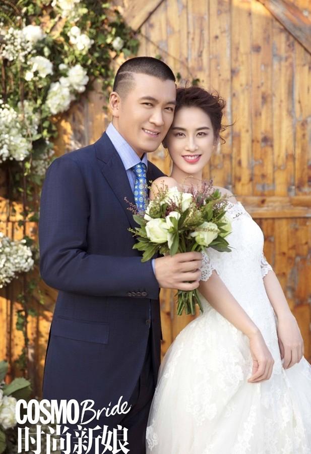Mỹ nhân 'Tuyệt đỉnh Kungfu' xinh đẹp trong ảnh cưới sau loạt scandal ảnh 3