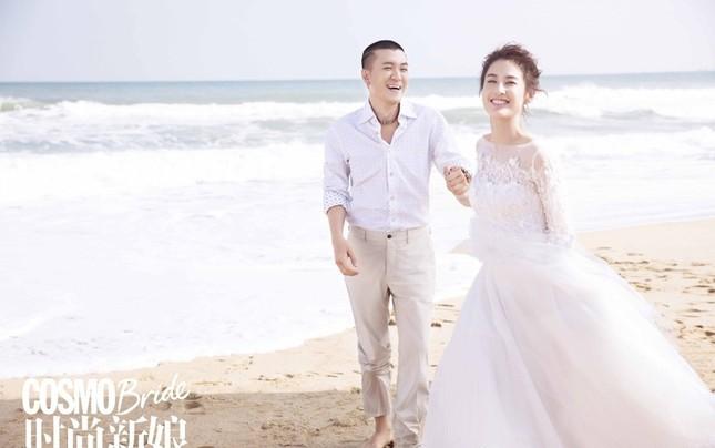 Mỹ nhân 'Tuyệt đỉnh Kungfu' xinh đẹp trong ảnh cưới sau loạt scandal ảnh 1