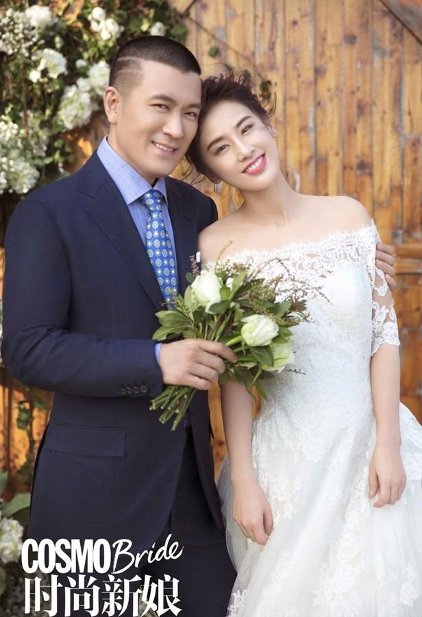 Mỹ nhân 'Tuyệt đỉnh Kungfu' xinh đẹp trong ảnh cưới sau loạt scandal ảnh 2