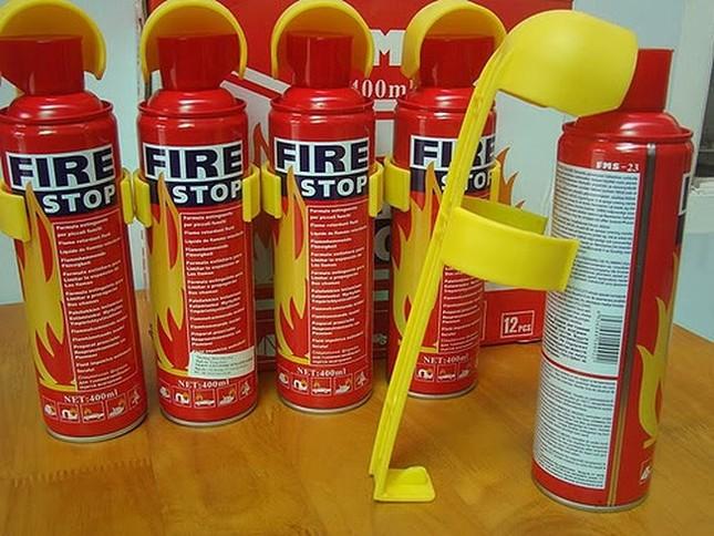 Những dụng cụ hỗ trợ nên có trong nhà đề phòng cháy nổ ảnh 1