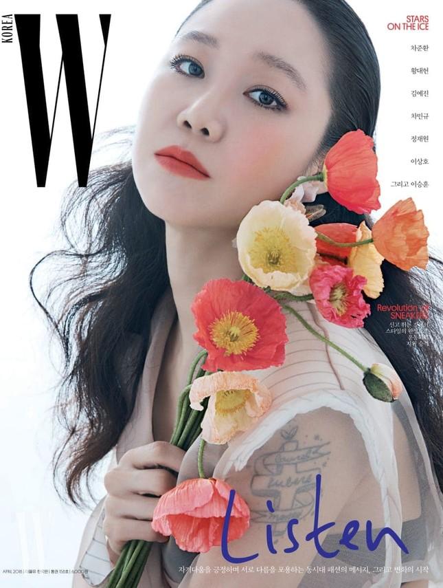 Dàn người đẹp Hàn Quốc rực rỡ đón nắng hè ảnh 10