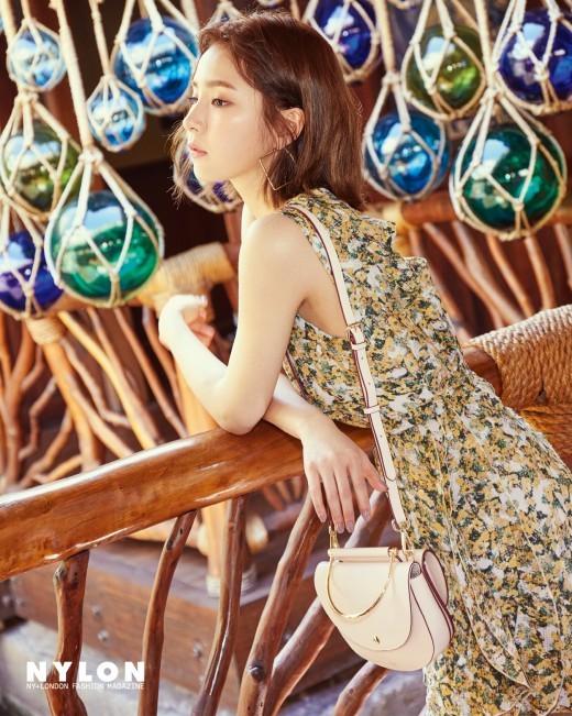 Dàn người đẹp Hàn Quốc rực rỡ đón nắng hè ảnh 26