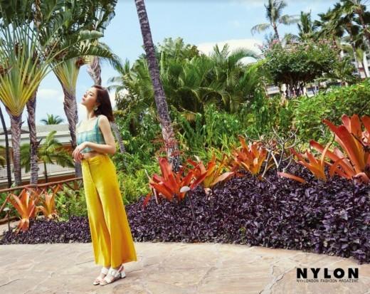 Dàn người đẹp Hàn Quốc rực rỡ đón nắng hè ảnh 29
