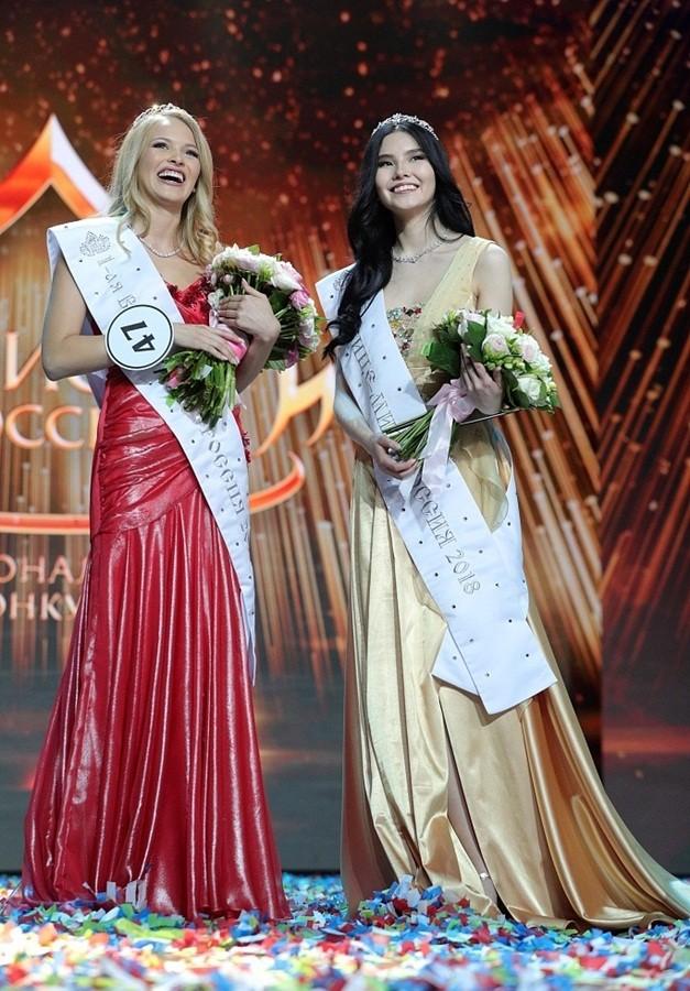 Vẻ thanh xuân tươi trẻ của cô gái 18 tuổi lên ngôi Hoa hậu Nga 2018 ảnh 8
