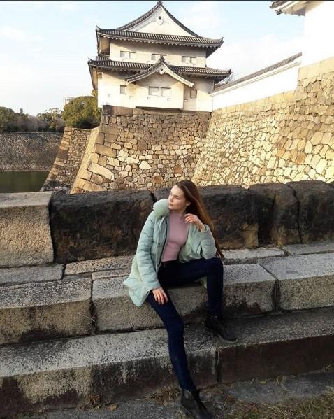Rung động nhan sắc đời thường của Hoa hậu Nga 18 tuổi vừa đăng quang ảnh 9