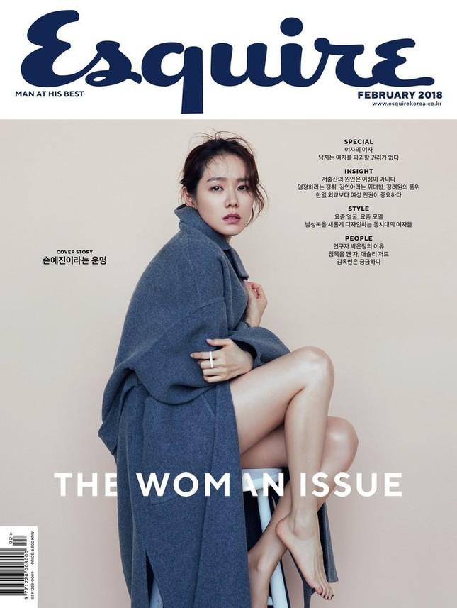'Chị đẹp' Son Ye Jin thả tim vì hành động của tài tử 'Giày thủy tinh' ảnh 6