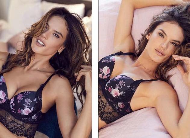 Mê mẩn dáng hoàn hảo của 'nữ thần nội y' Alessandra Ambrosio ảnh 12