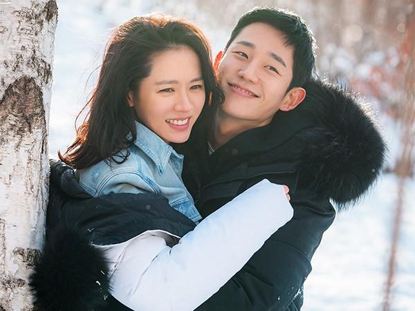 Vẻ đẹp dịu ngọt thanh khiết của 'chị đẹp' Son Ye Jin ảnh 10