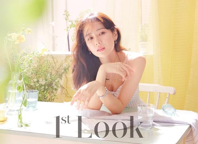 Vẻ đẹp dịu ngọt thanh khiết của 'chị đẹp' Son Ye Jin ảnh 1