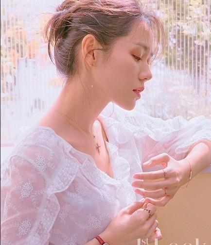 Vẻ đẹp dịu ngọt thanh khiết của 'chị đẹp' Son Ye Jin ảnh 4