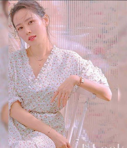 Vẻ đẹp dịu ngọt thanh khiết của 'chị đẹp' Son Ye Jin ảnh 6