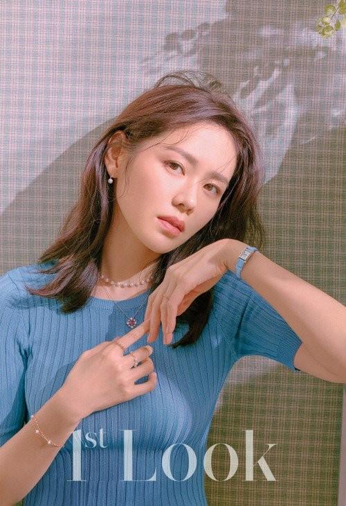 Vẻ đẹp dịu ngọt thanh khiết của 'chị đẹp' Son Ye Jin ảnh 9
