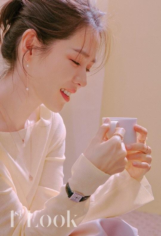 Vẻ đẹp dịu ngọt thanh khiết của 'chị đẹp' Son Ye Jin ảnh 5