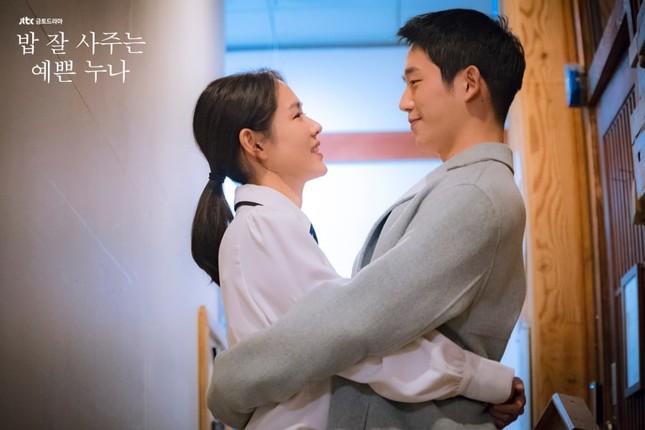 Vẻ đẹp dịu ngọt thanh khiết của 'chị đẹp' Son Ye Jin ảnh 12