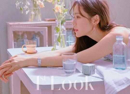 Vẻ đẹp dịu ngọt thanh khiết của 'chị đẹp' Son Ye Jin ảnh 3