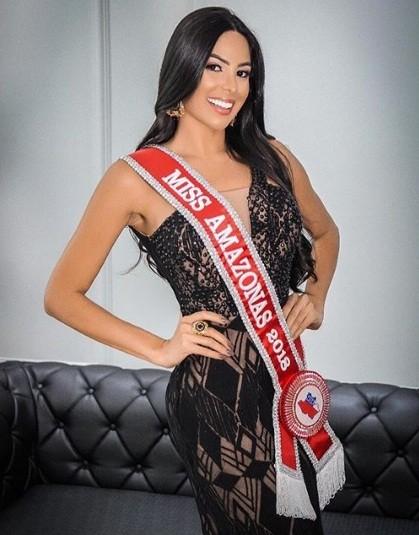 Người đẹp 26 tuổi đăng quang Hoa hậu Brazil 2018 ảnh 10