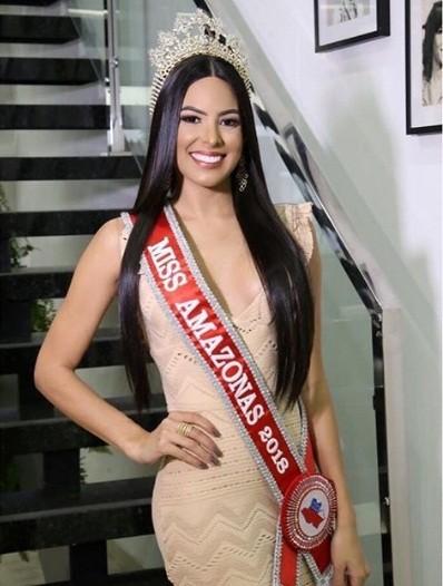 Người đẹp 26 tuổi đăng quang Hoa hậu Brazil 2018 ảnh 11