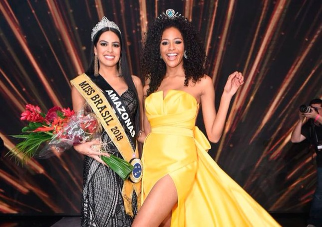 Người đẹp 26 tuổi đăng quang Hoa hậu Brazil 2018 ảnh 8