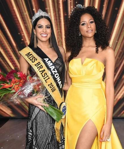 Người đẹp 26 tuổi đăng quang Hoa hậu Brazil 2018 ảnh 7