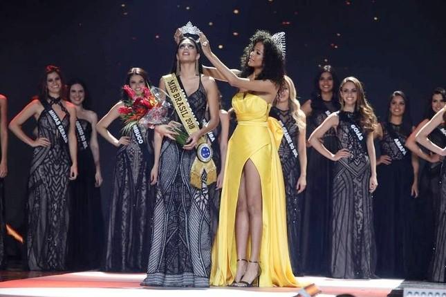 Người đẹp 26 tuổi đăng quang Hoa hậu Brazil 2018 ảnh 5