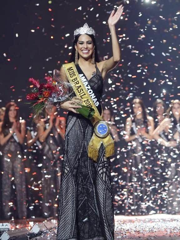 Người đẹp 26 tuổi đăng quang Hoa hậu Brazil 2018 ảnh 3