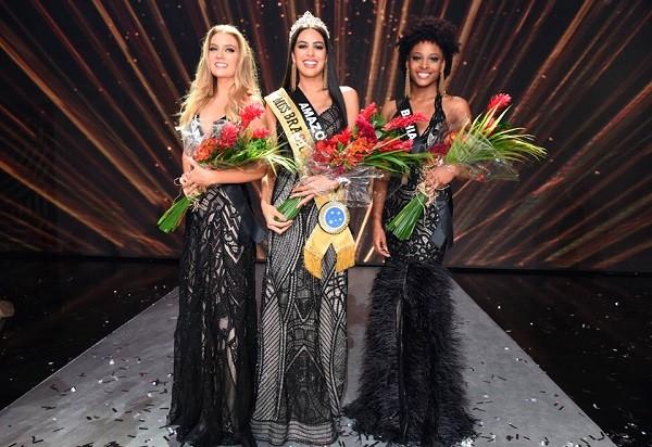 Người đẹp 26 tuổi đăng quang Hoa hậu Brazil 2018 ảnh 4