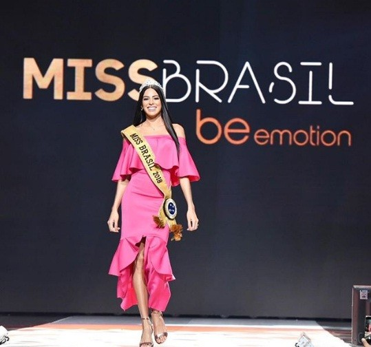 Người đẹp 26 tuổi đăng quang Hoa hậu Brazil 2018 ảnh 12