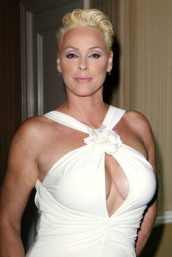 Vợ cũ 'người hùng cơ bắp' Sylvester Stallone sinh con ở tuổi 54 ảnh 8