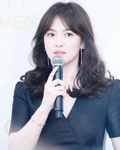 Gần 40 tuổi, Song Hye Kyo vẫn trẻ đẹp như búp bê ảnh 16