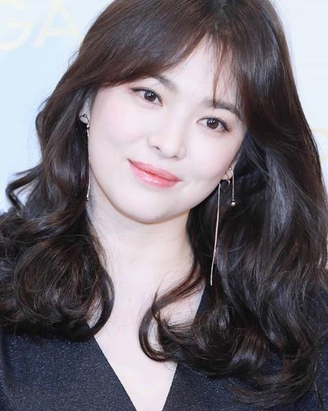 Gần 40 tuổi, Song Hye Kyo vẫn trẻ đẹp như búp bê ảnh 13