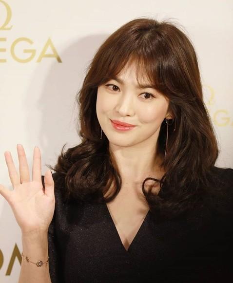 Gần 40 tuổi, Song Hye Kyo vẫn trẻ đẹp như búp bê ảnh 12