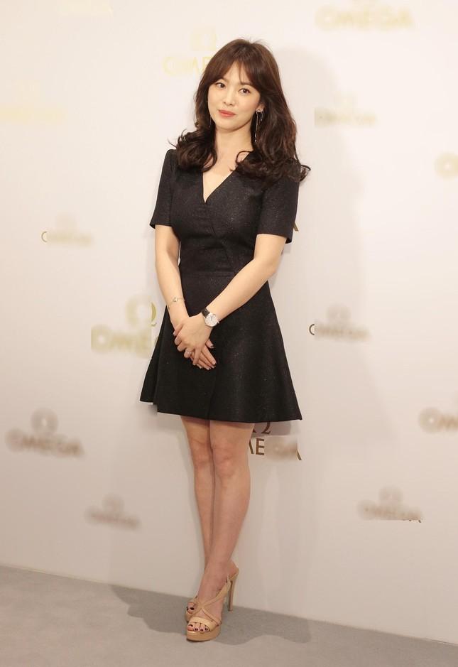 Gần 40 tuổi, Song Hye Kyo vẫn trẻ đẹp như búp bê ảnh 17