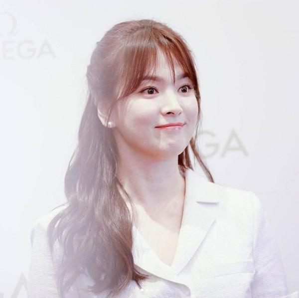 Gần 40 tuổi, Song Hye Kyo vẫn trẻ đẹp như búp bê ảnh 4