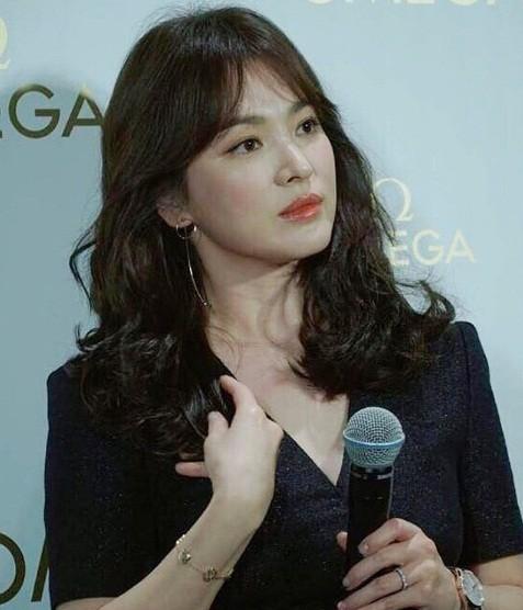 Gần 40 tuổi, Song Hye Kyo vẫn trẻ đẹp như búp bê ảnh 18