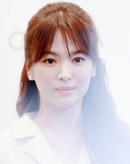 Gần 40 tuổi, Song Hye Kyo vẫn trẻ đẹp như búp bê ảnh 5