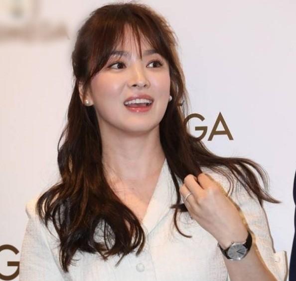Gần 40 tuổi, Song Hye Kyo vẫn trẻ đẹp như búp bê ảnh 6