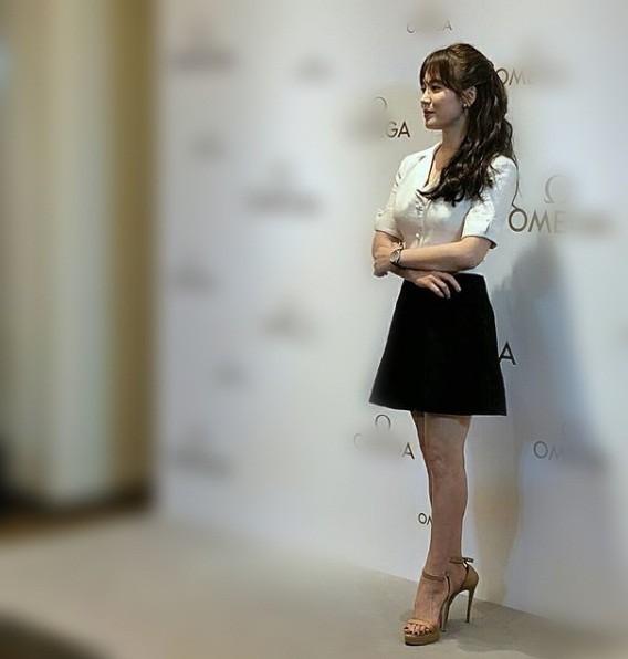 Gần 40 tuổi, Song Hye Kyo vẫn trẻ đẹp như búp bê ảnh 10