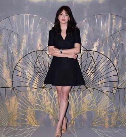Gần 40 tuổi, Song Hye Kyo vẫn trẻ đẹp như búp bê ảnh 19
