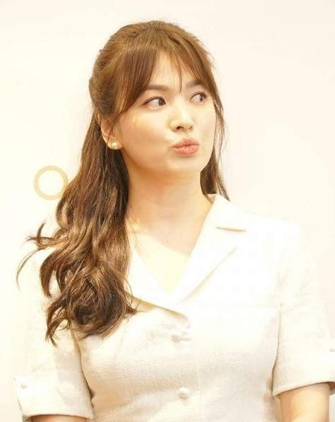 Gần 40 tuổi, Song Hye Kyo vẫn trẻ đẹp như búp bê ảnh 7