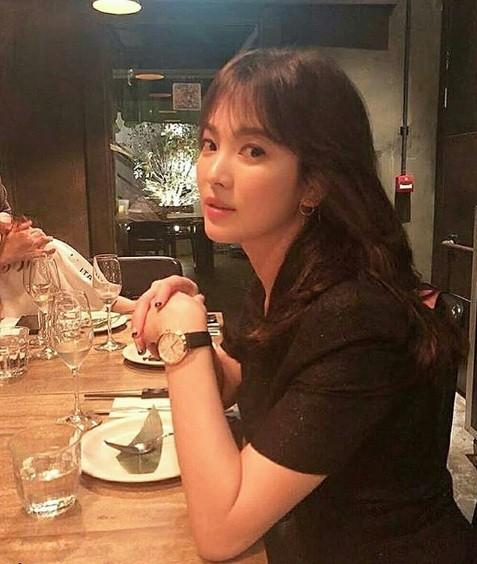 Gần 40 tuổi, Song Hye Kyo vẫn trẻ đẹp như búp bê ảnh 21
