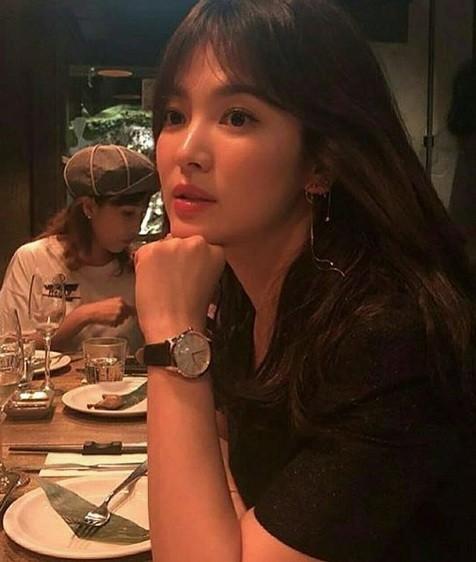Gần 40 tuổi, Song Hye Kyo vẫn trẻ đẹp như búp bê ảnh 22