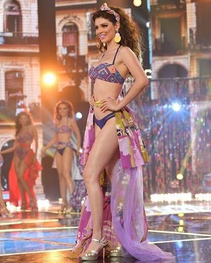 Mê đắm sắc vóc bốc lửa của Tân Hoa hậu Hoàn vũ Mexico 2018 ảnh 17