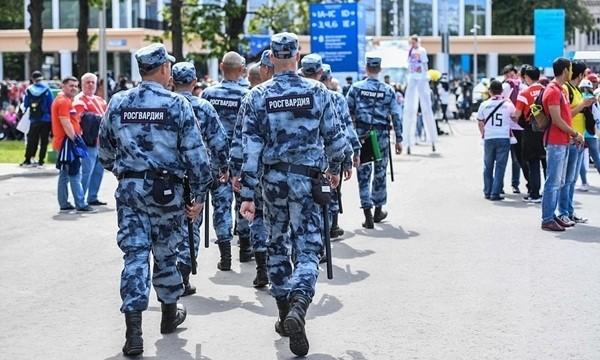 Nước Nga tưng bừng náo nhiệt khai hội World Cup 2018 ảnh 44