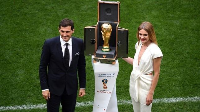 Nước Nga tưng bừng náo nhiệt khai hội World Cup 2018 ảnh 48